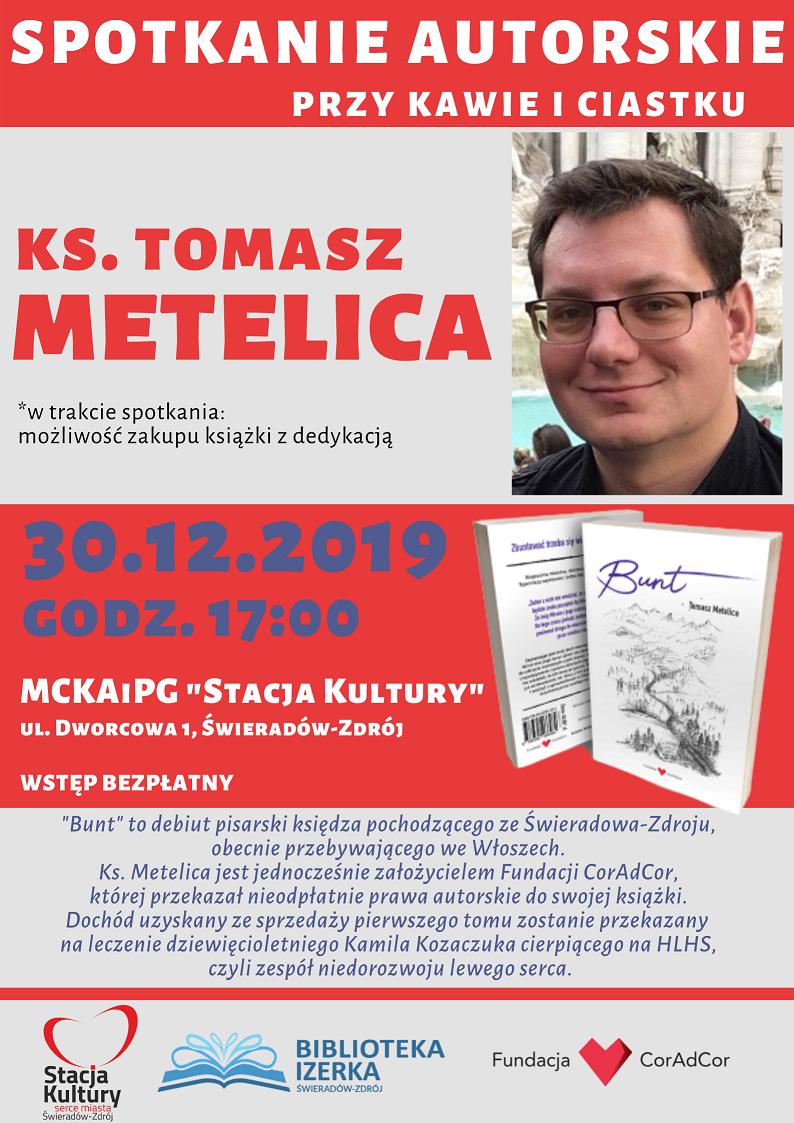 Spotkanie ks. Metelica